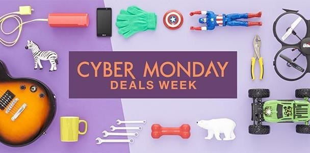 The Best Cyber Monday Tech Deals on TVs, Phones, Laptops, & More