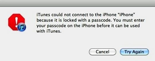 How to unlock iphone forgot passcode