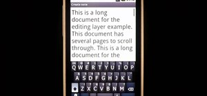 Enter numbers and symbols when texting with Swype
