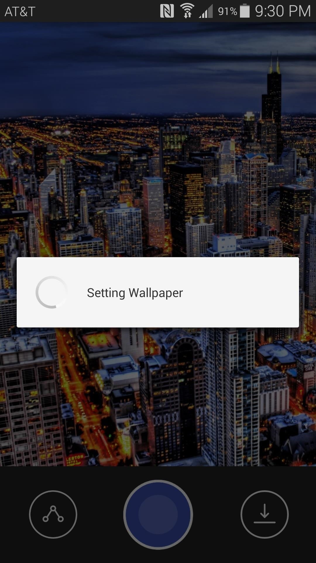 Set Chromecast Background Images as Your Android's Wallpaper