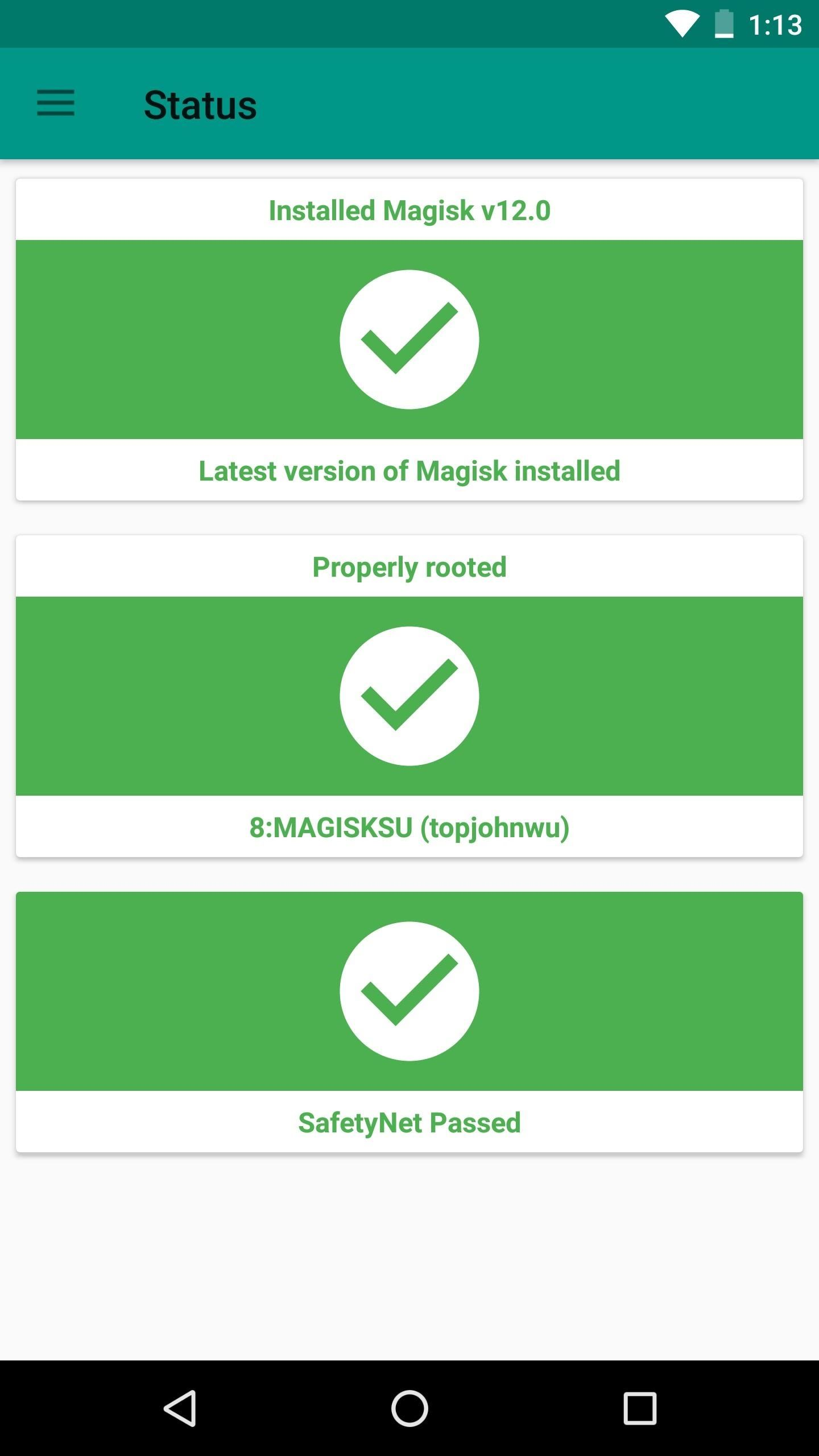 Magisk 101: How to Switch from SuperSU to Magisk & Pass SafetyNet