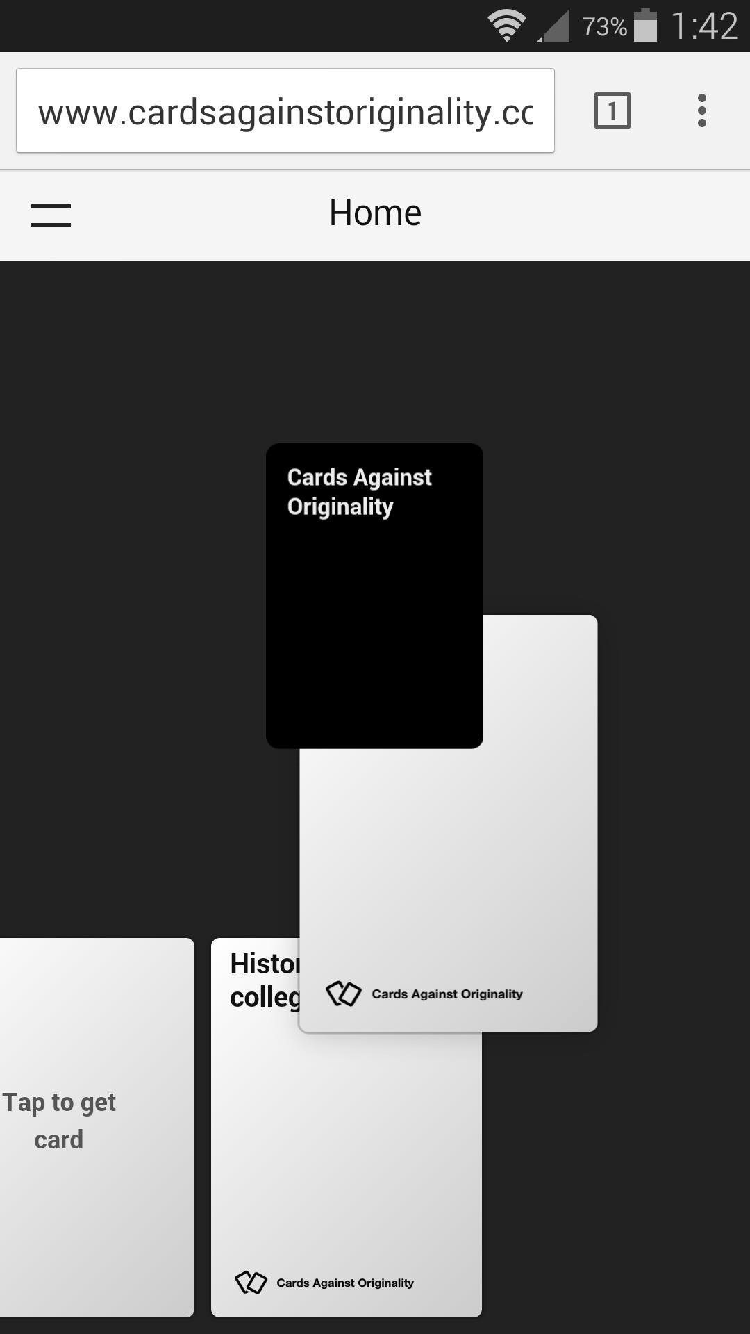 How to Play Cards Against Humanity with Anyone on Any Computer, Phone, or Tablet