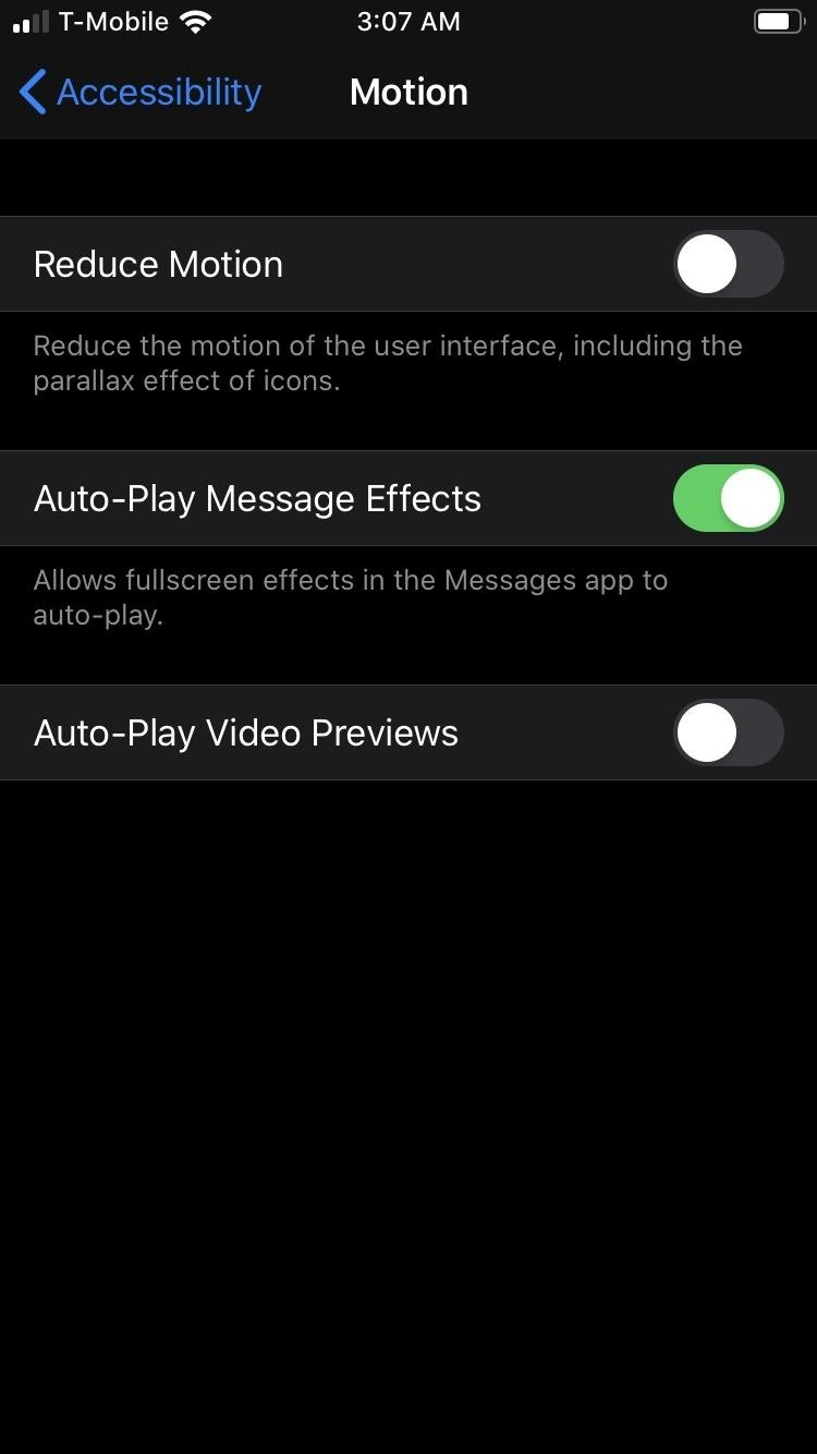 How to Disable Auto-Playing Video Previews on Your iPhone in iOS 13