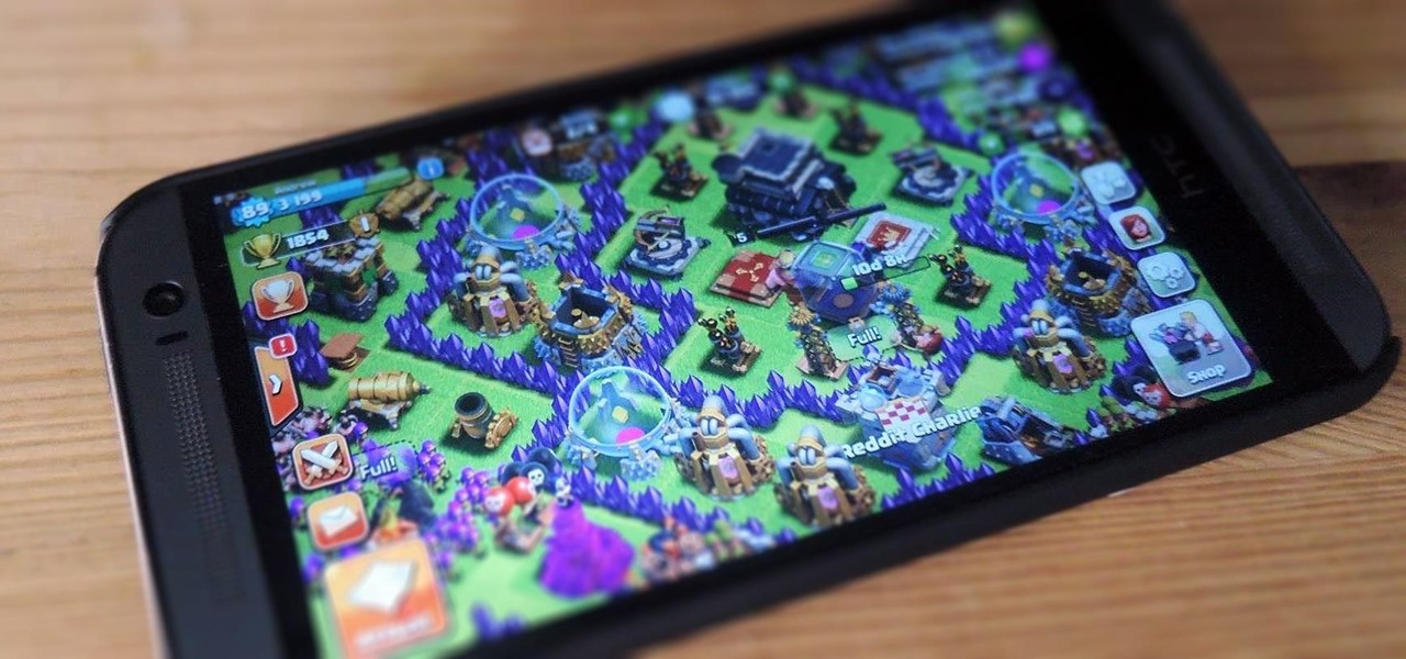 Never Get Raided Again in Clash of Clans for Android Using This Hack