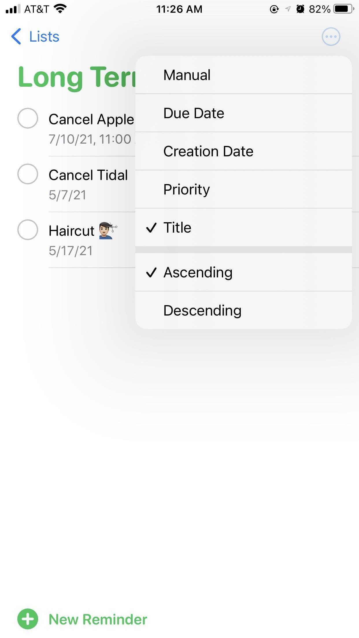 4 New Reminders Features in iOS 14.5 That'll Boost Your Productivity & Make To-Lists More Fun