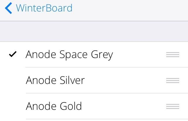How to Upgrade Your Older iOS 7 Device with These iPhone 5S-Style Color Themes