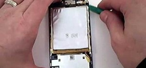 Take apart an iPod Touch for repairs