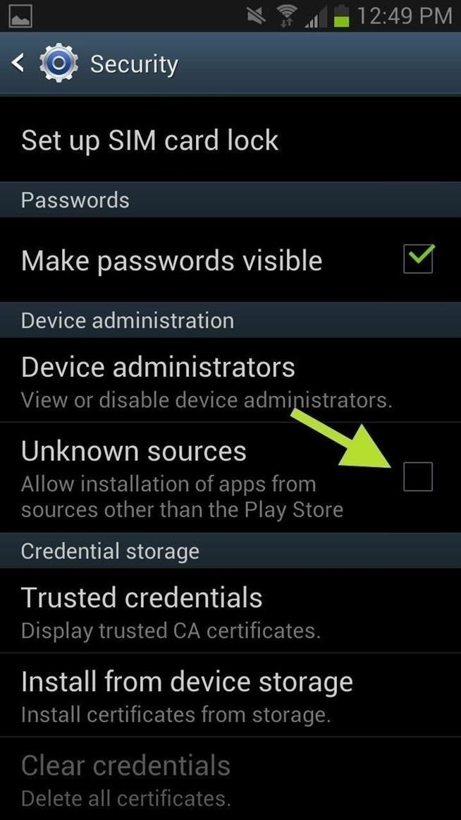 How to Prevent Friends from Snooping Through Your Galaxy S3 When Showing Them a Photo