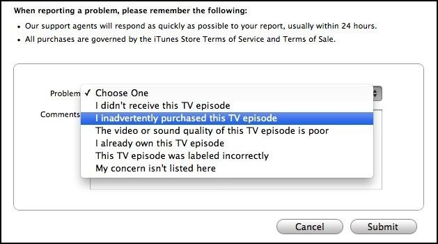 How to Get a Refund from Apple in iTunes or the Mac App Store