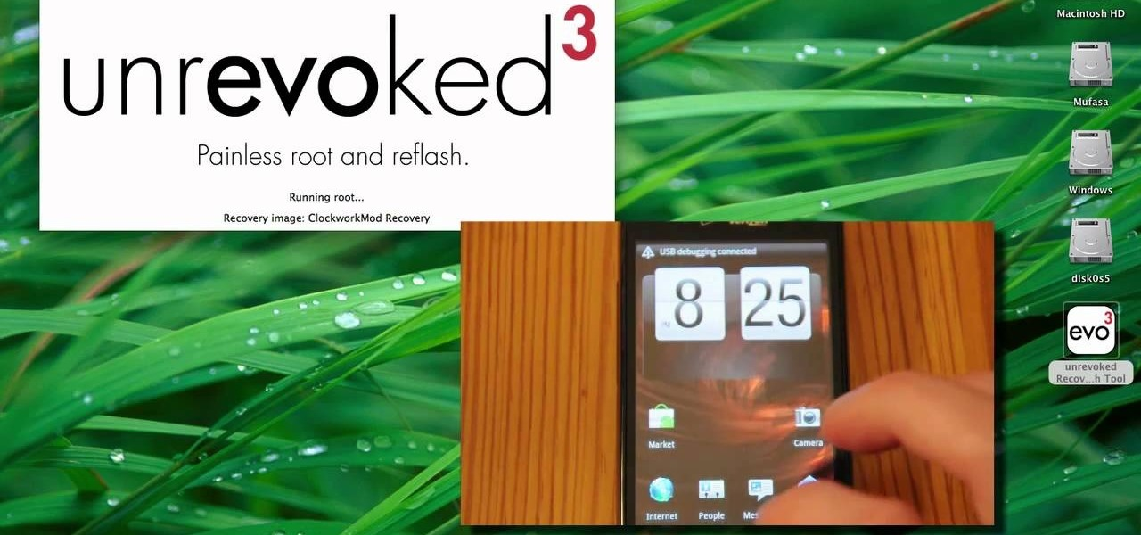 How to Root (or jailbreak) your Android cell phone « Smartphones