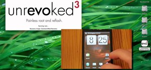 Use the Unrevoked tool to root your Android phone