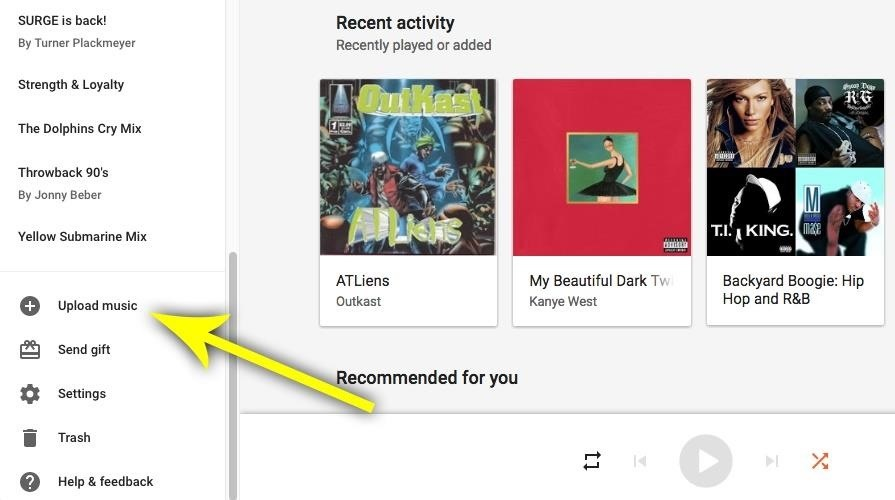 How to Add Your iTunes Library to Google Play Music & Stream Songs from Any Device