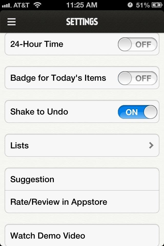 Stop Procrastinating: This iPhone Reminders App Will Make You Do Your Chores & Tasks Every Day