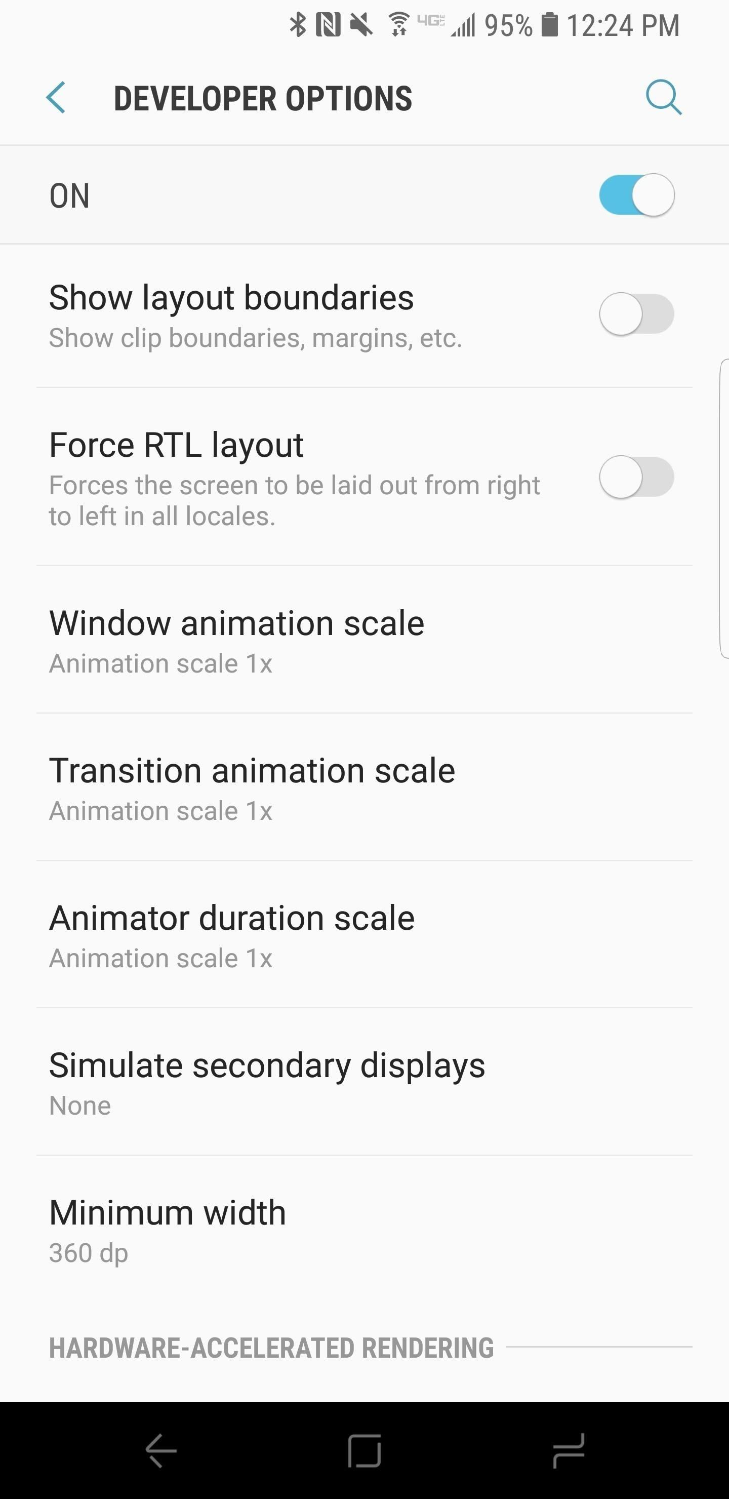 How to Speed Up Transitions & Animations on Your Galaxy S9