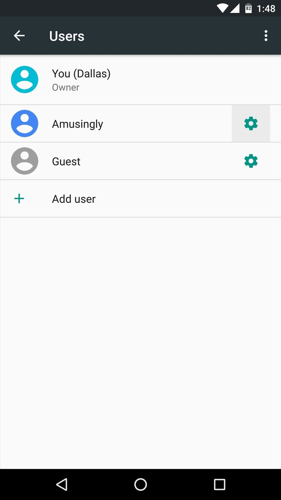 Android Basics: How to Set Up Multiple User Accounts on the Same Device
