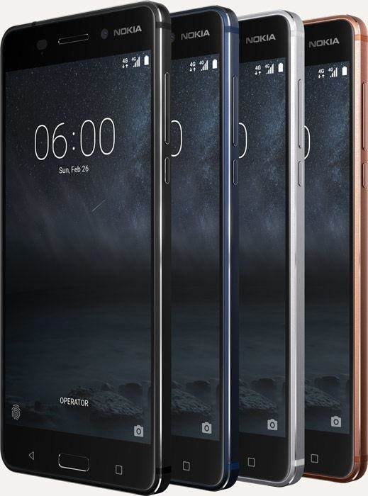 Nokia 8 Seems to Be the First Non-Google Phone to Get Android 8.1