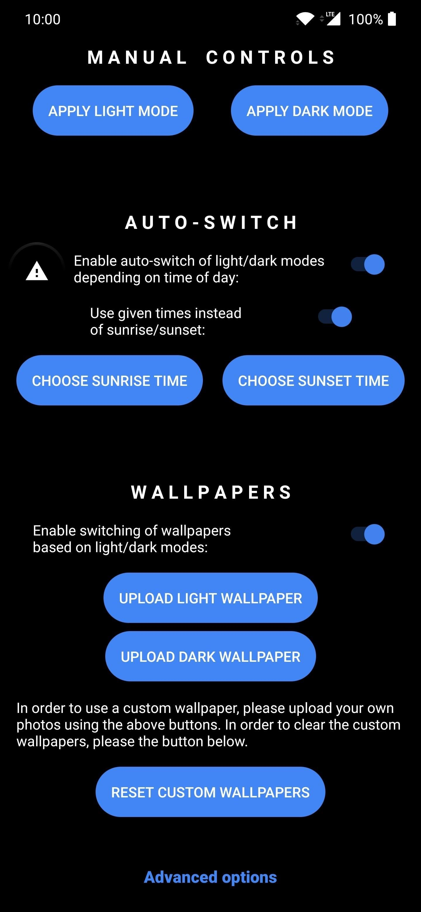 Add a Dark Mode Toggle to Android 10's Quick Settings on Your OnePlus