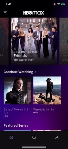 How to Change Your HBO Max User Profile Image