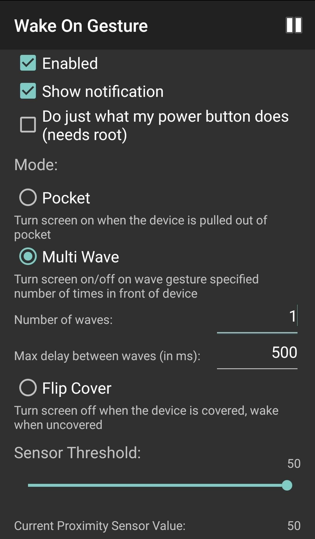 How to Turn Your Phone's Screen On Just by Waving