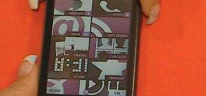 Use the Microsoft KIN Two smartphone