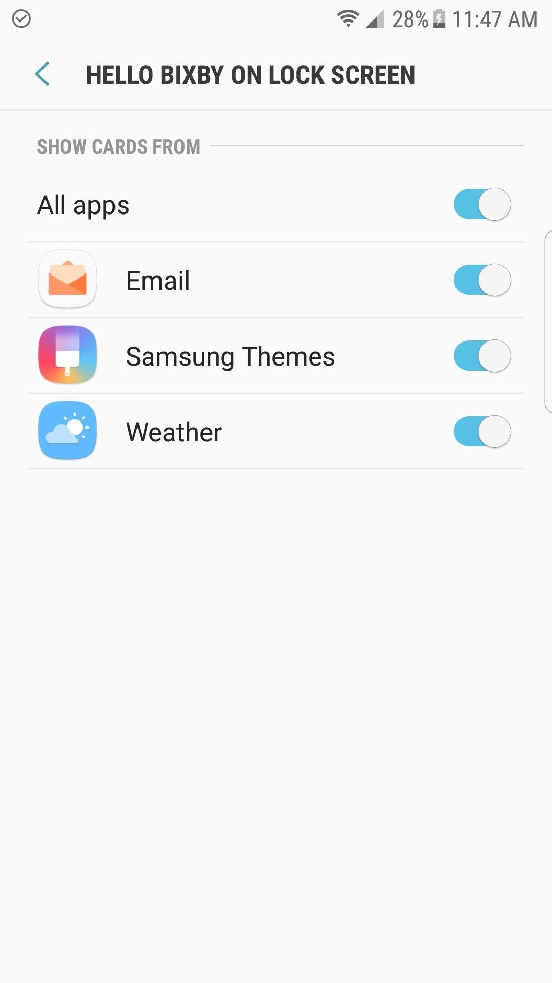 Add the Galaxy S8's New Bixby Feed to Your S7 or S7 Edge's Home Screen