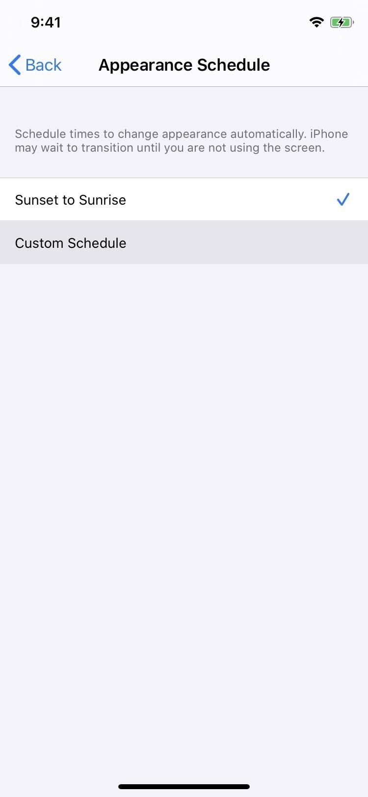 How to Enable Apple's True Dark Mode in iOS 13 for iPhone