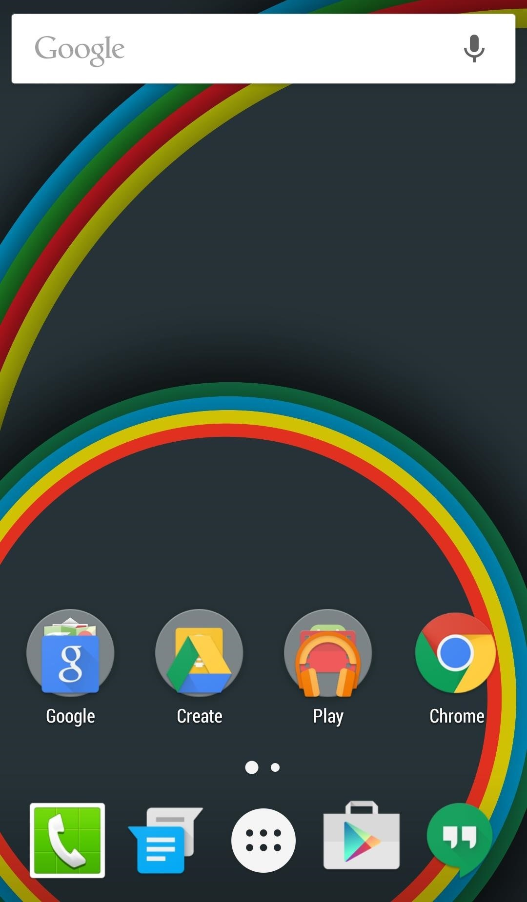 New Google Now Launcher Makes Your Old Android Feel Like It's Running Lollipop