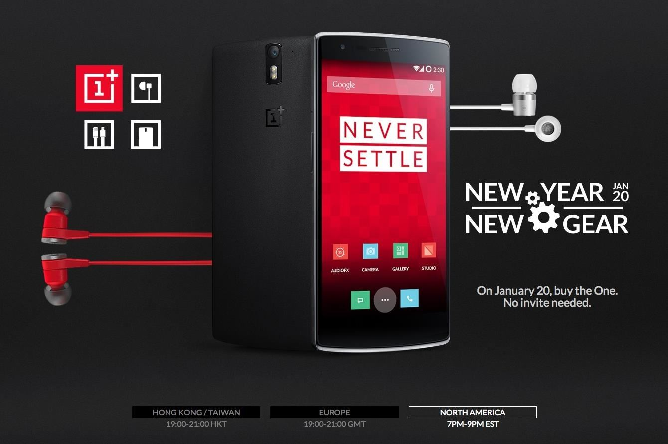How to Buy a OnePlus One Without an Invite (Today Only)
