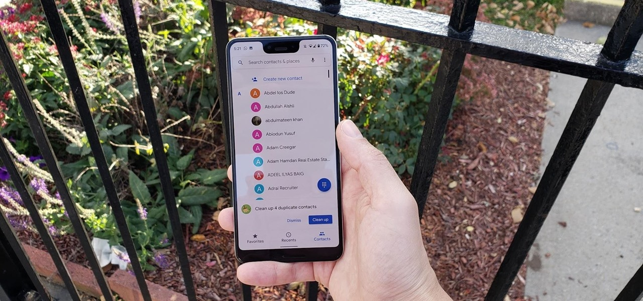 How To: Sort Contacts by Last Name on Your Google Pixel