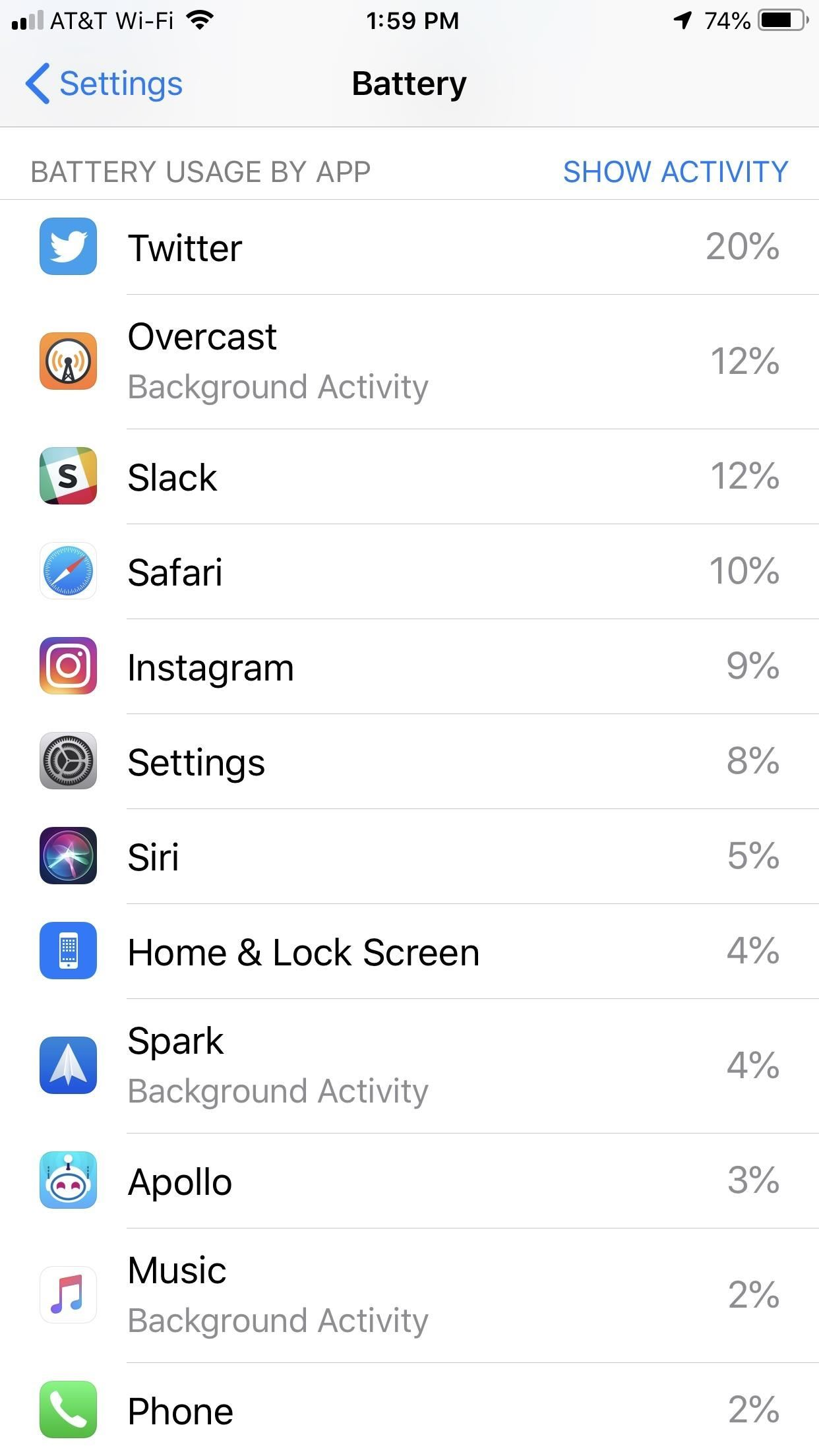 Everything You Need to Know About iOS 12's New Battery Stats for Your iPhone