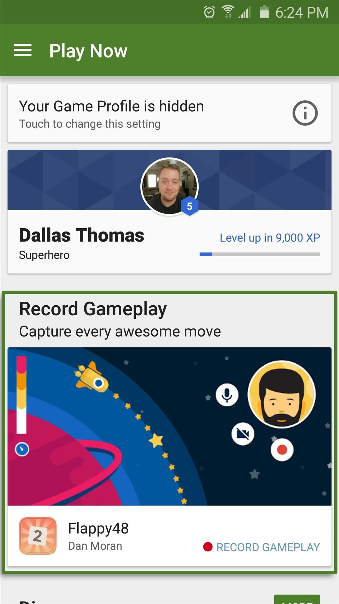 How to Record Games on Android