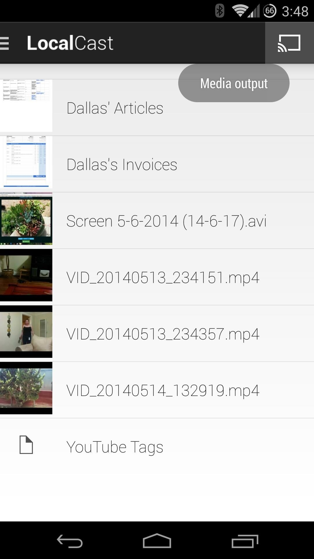 How to Cast Videos from Google Drive to Your TV with