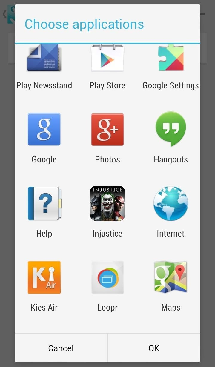 "How to Access Your Favorite Apps ""Quickr"" on Your Samsung Galaxy S3"