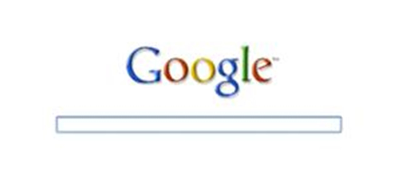 Install super minimalist google homepage internet for Minimalist homepage