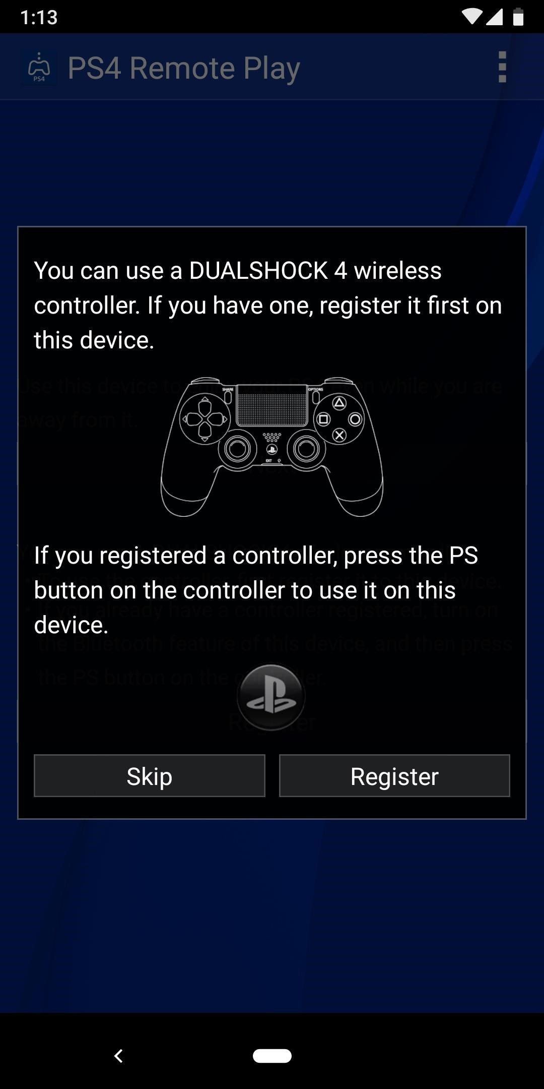 Download apk remote play ps3 | PS3 Open Remote play with