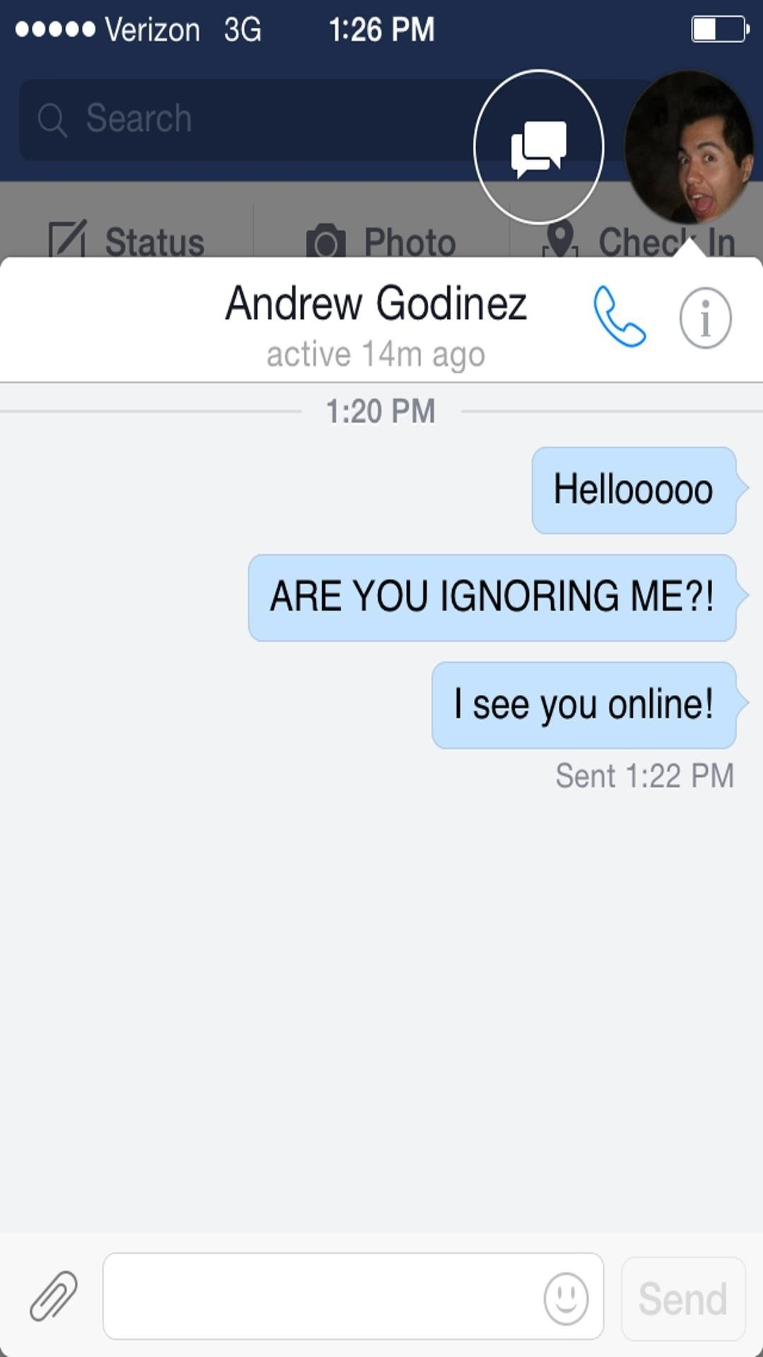 How to Read Messages Undetected in Facebook Messenger for Android
