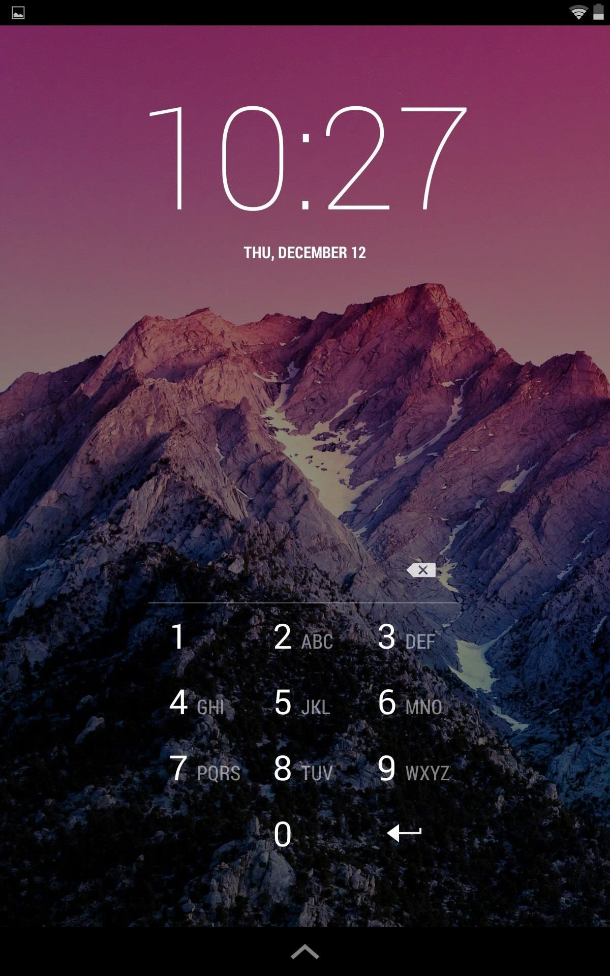 How to Get Adaptive App Shortcuts on Your Nexus 7's Lock Screen