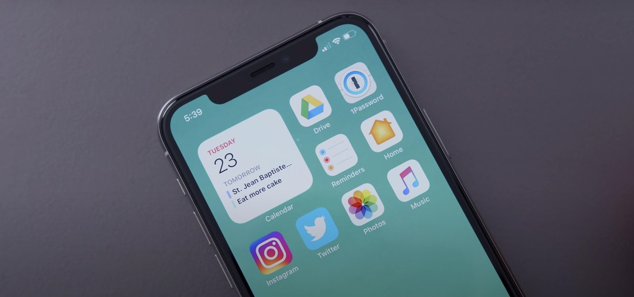 Apple Releases iOS 14 Public Beta 5 for iPhone, Includes Widget Location Settings & 'Tall' Apple News Widget Size