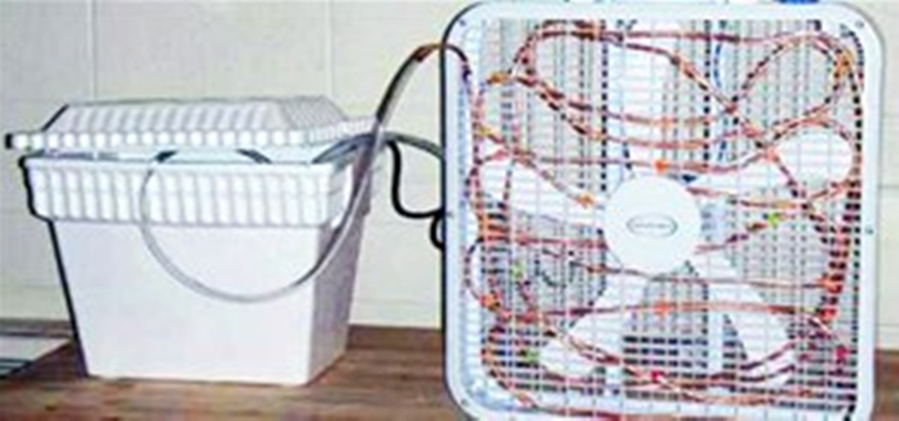 Howto Beat The Heat For Cheap Diy Air Conditioner