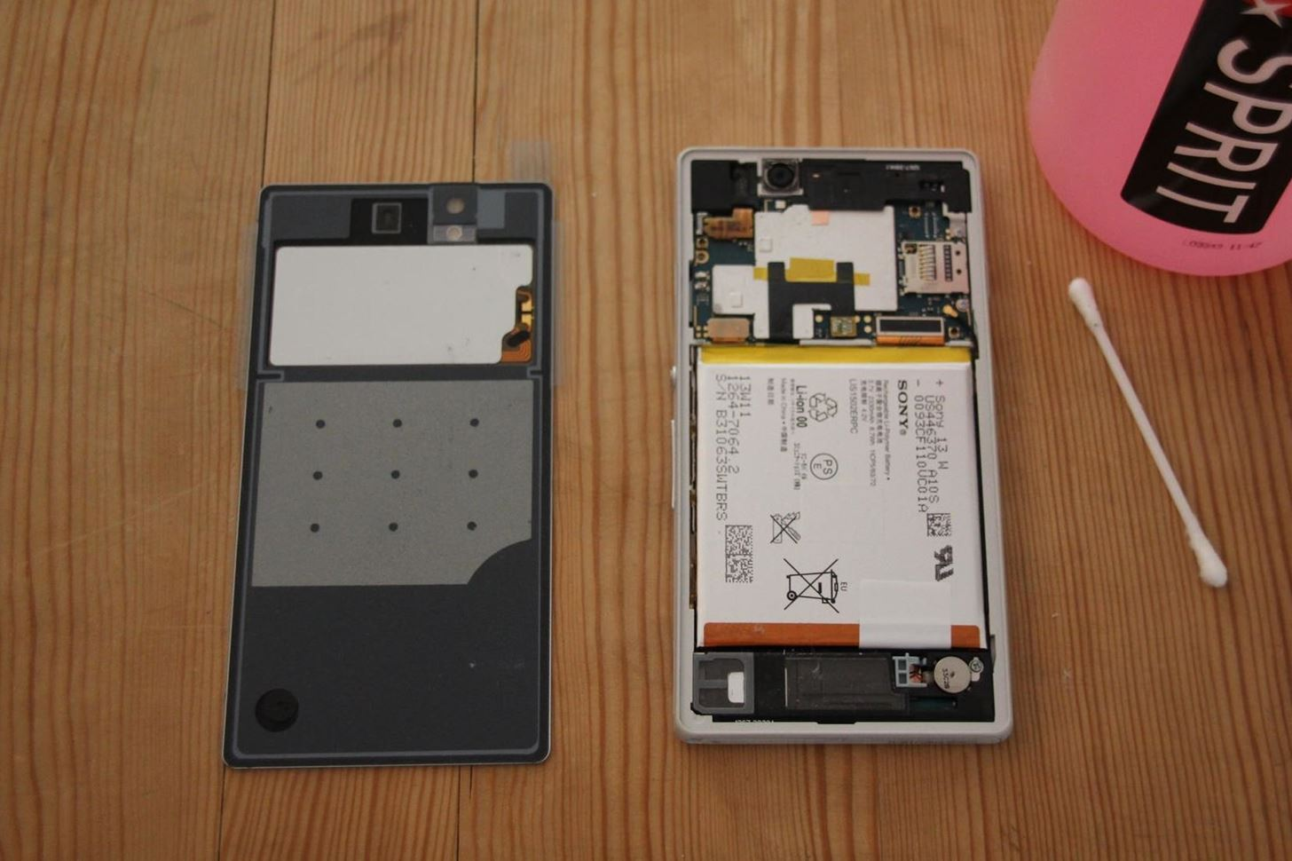 Diy Repair How To Fix Your Broken Smartphone Like A Pro Speakers Circuit On Mobile Phones Free Cellphone Tutorials Slightly Disassembled Sony Xperia Z Image By Espen Klem Flickr