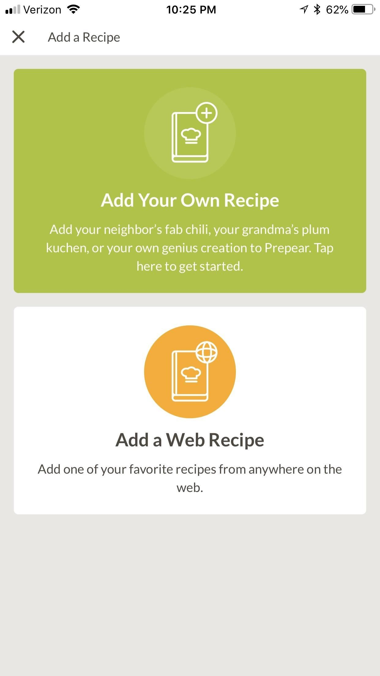 Catalog & Save Recipes from Any Site to Your Smartphone