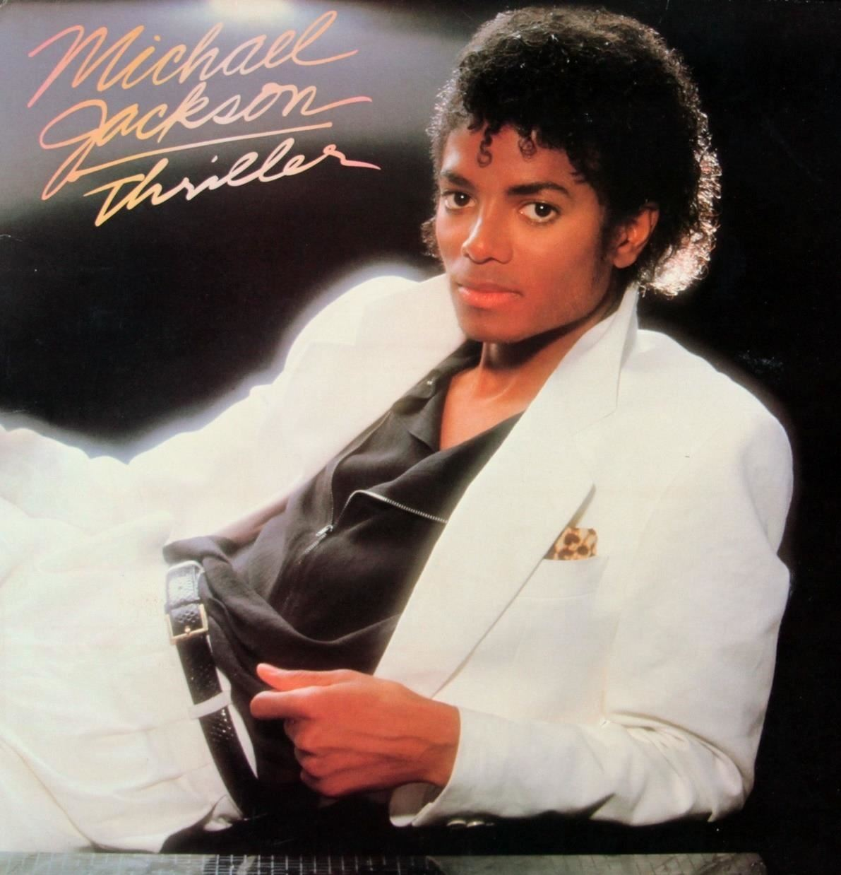 Get Michael Jackson's Thriller (& Rare Bonus Track) For Free from Google for a Limited Time
