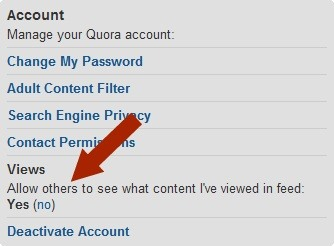 Privacy? What Privacy? Quora Now Publicly Shows the Posts You View