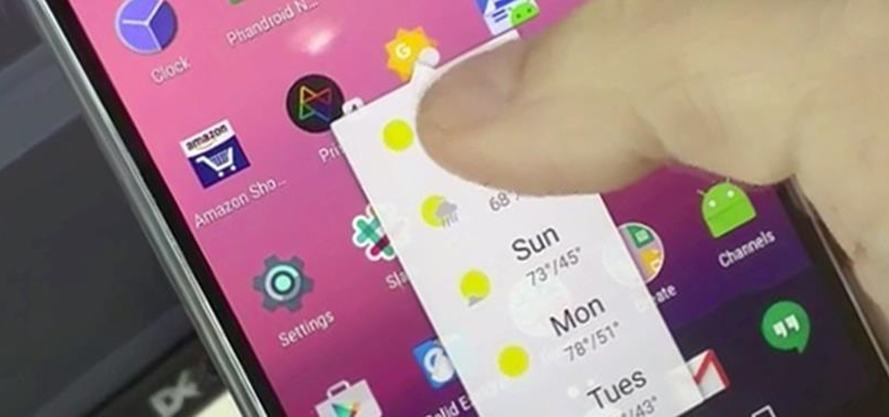 This Is What 3D Touch Actions Might Look Like on Android