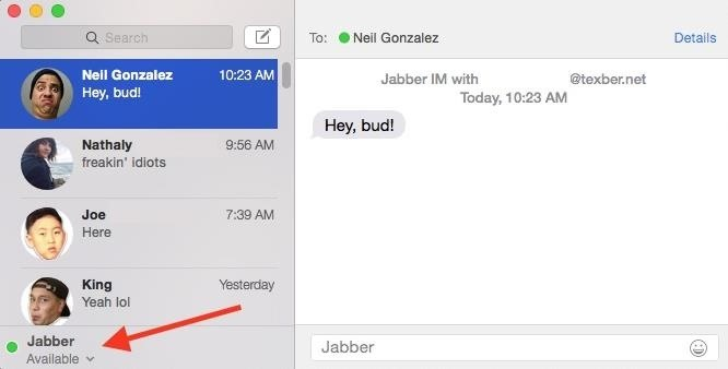 Send & Receive Texts from Your Android Using Apple Messages on Your Mac