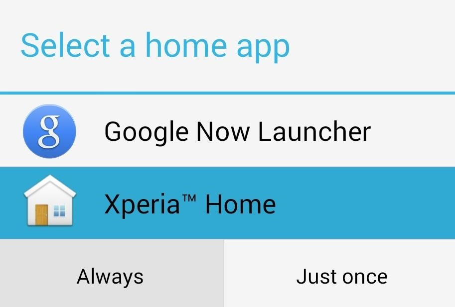 How to Get the New Sony Xperia Z2 Launcher on Your Nexus 5