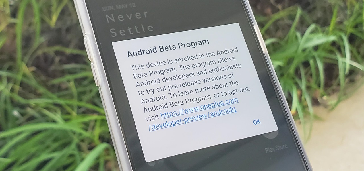 Install Android Q Beta on Any Project Treble Phone