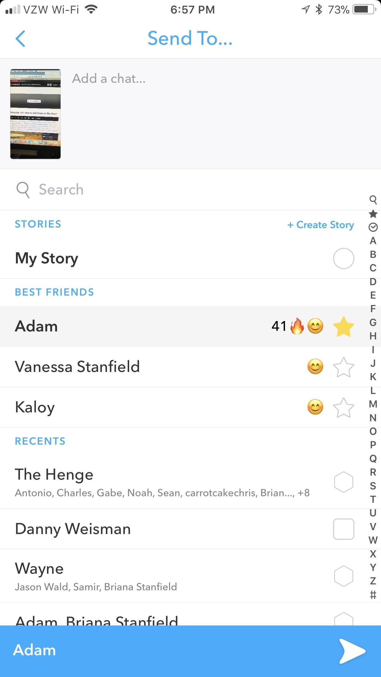 Snapchat 101: How to Use Memories to Save Snaps, Edit Old Snaps & More