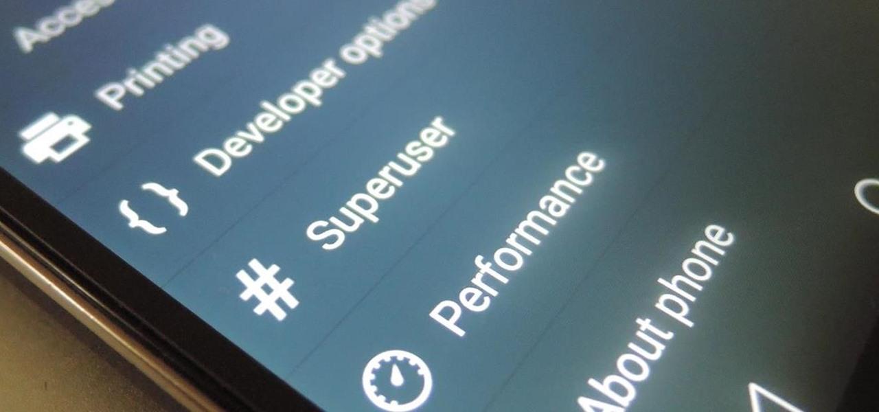 Unlock the Hidden SuperUser App in CyanogenMod 11S on Your OnePlus One