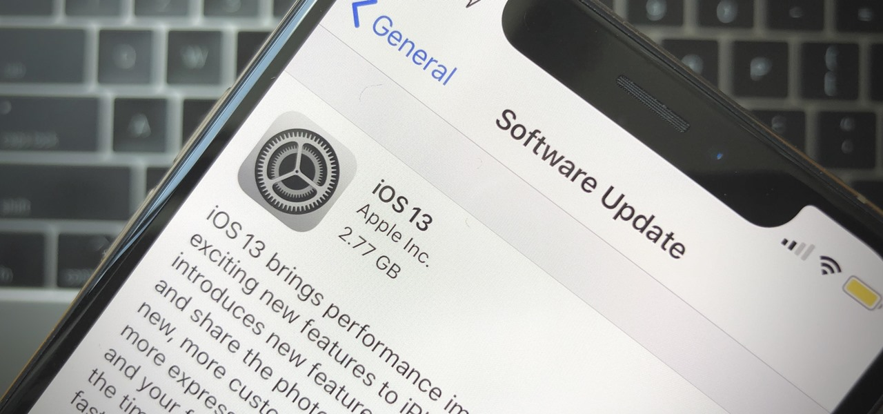 How to Download & Install iOS 13 Beta on Your iPhone Right